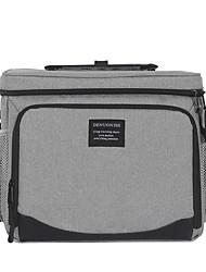 cheap -15L New Waterproof Cooler Bag Refrigerator Thermal bag Oxford 24 Can Large Capacity Thermos Bag Portable Fridge