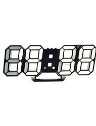 cheap -Alarm clock Digital Plastics Automatic Self Wind 1 pcs