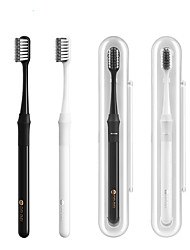 cheap -Xiaomi Dr.Bei Bass Toothbrush Bamboo Joint 4 Pieces for Men and Women Daily Light and Convenient Teeth Whitening Oral Hygiene