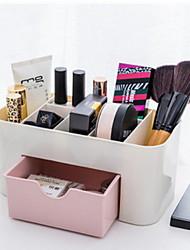 Недорогие -Организовать и хранить свою косметику для макияжа и аксессуаров. ящик, аккуратно будет сидеть на столешнице или столешнице в ванной