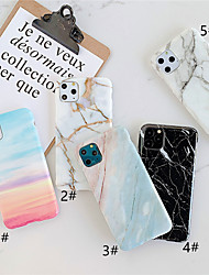 cheap -Case For Apple iPhone 11 / iPhone 11 Pro / iPhone 11 Pro Max Pattern Back Cover Marble TPU