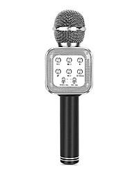 cheap -WS-1818 Bluetooth Karaoke Wireless Microphone Speaker Home School Event Host Singer Sings Wireless Bass Mobile Karaoke