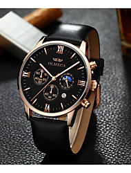 cheap -Men's Wrap Bracelet Watch Quartz Calendar / date / day Chronograph Noctilucent Analog Fashion