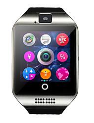 Недорогие -Q18 Smart Watch BT Поддержка фитнес-трекер уведомить / монитор сердечного ритма / громкой связи с камерой и слотом для SIM-карты спортивные SmartWatch совместимые телефоны Iphone / Samsung / Android