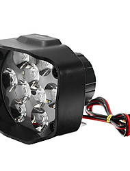 cheap -1pcs Rawinu 9-85V 1500lm 10W Motorcycle Spotlight Headlamp Bicycle Scooter ATV Headlight IP65
