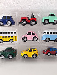cheap -Toy Car Vehicle Playset Vehicles Car Construction Truck Set Pull Back Vehicles Plastic Mini Car Vehicles Toys for Party Favor or Kids Birthday Gift 9 pcs / Kid's
