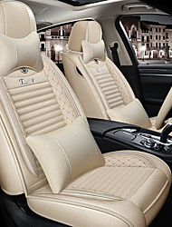 cheap -Shangxiang  blended cotton linen fashion car four seasons cushion linen car seat cushion automotive supplies/Adjustable and Removable/Family car/SUV