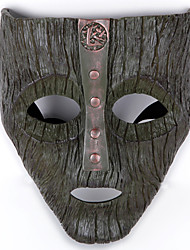 cheap -Mask Halloween Props Halloween Mask Inspired by Ghost Black Green Masks Halloween Halloween Men's Women's