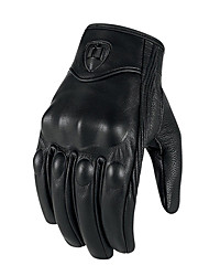 cheap -Full Finger Unisex Motorcycle Gloves Leather / Cowhide Waterproof / Lightweight / Breathable