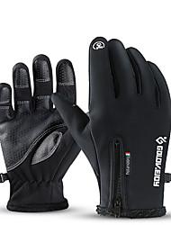 cheap -Full Finger Unisex Motorcycle Gloves leatherette Warm / Wearproof