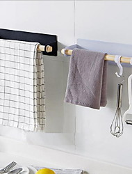 cheap -Hangers Simple / Self-adhesive Modern Contemporary Metal 1pc - tools Bath Organization