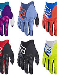 Недорогие -мужчины женщины велосипедные перчатки зима холодная погода теплая спортивная мотоциклетные перчатки термостойкие противоскользящие перчатки для тренировок на лыжах