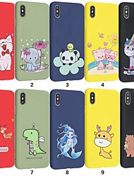 cheap -Case For Apple iPhone 11 / iPhone 11 Pro / iPhone 11 Pro Max Shockproof / Pattern Full Body Cases Panda TPU