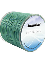cheap -PE Braided Line / Dyneema / Superline Fishing Line 300M / 330 Yards PE 80LB 75LB 70LB 0.1 -  0.5 mm Sea Fishing Fly Fishing Ice Fishing / Spinning / Jigging Fishing / Freshwater Fishing / 65LB / 60LB