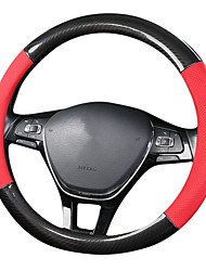 cheap -Car Steering Wheel Set Four Seasons General Car Interior Products Carbon Fiber Car Handle