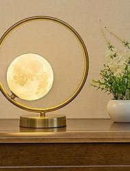 Недорогие -Настольная лампа Новый дизайн Современный современный Назначение Спальня / Кабинет / Офис Металл 220 Вольт