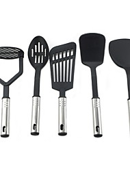 cheap -Kitchen Gadgets for Nonstick Cookware Set. Kitchen Accessories, Silicone Spatula set, Serving Utensils. Best Silicone Kitchen Utensils Tools Gifts
