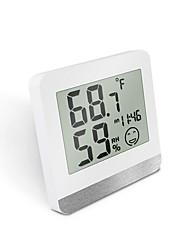 Недорогие -цифровой беспроводной крытый открытый термометр, календарь с термометром