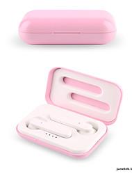 Недорогие -LITBest K88 TWS True Беспроводные наушники Беспроводное Мобильный телефон Bluetooth 5.0 С подавлением шума Стерео Двойные драйверы