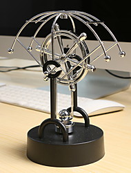 cheap -Kinetic Orbital Educational Toy Creative Stress and Anxiety Relief Office Desk Toys Plastic & Metal Kid's Adults Boys' Girls' Toy Gift 1 pcs