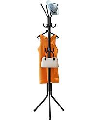 Недорогие -стоящая прихожая вешалка для верхней одежды пальто из дерева шляпа вешалка для куртки зонтик подставка для дерева основа из металла