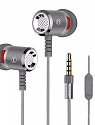 cheap -Langsdom M400 Wired In-ear Earphone Wired Earbud Stereo