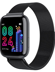 cheap -P4 Smartwatch Stainless Stain BT Fitness Tracker Support Notify/ Heart Rate Monitor Sports Smart Watch for Samsung/ Apple/ Android Phones