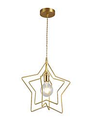 cheap -1-Light CXYlight 32 cm Pendant Light Copper Geometrical Modern / Nordic Style Generic