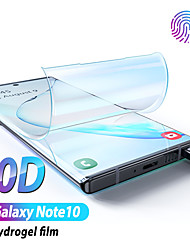 cheap -Hydrogel Film for Samsung Galaxy Note 10 Plus Screen Protector Note10 Plus for Samsung Note10 Plus note10 Not Glass Protection