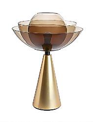 abordables -Artistique / Moderne contemporain Lampes ambiantes / Adorable Lampe de Table Pour Bureau / Bureau de maison / Bureau Métal 220V / 110V / 90-110V Orange