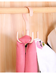 cheap -Plastic Round New Design Home Organization, 1pc Hangers