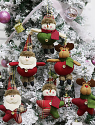 cheap -Christmas Decorations for Home Pendants  Christmas Tree Ornaments Hanging  Craft Decor