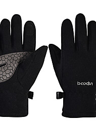 cheap -Winter Gloves Ski Gloves Boys and Girls Kids Snowsports Full Finger Gloves Winter Warm Wearable Cotton Blend Skiing Winter Sports