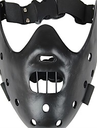 cheap -Holiday Decorations Halloween Decorations Halloween Masks Party / Decorative Black 1pc