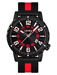 cheap -SKMEI 9202 Ultra-thin Sport Watch Support Waterproof/ Dual Time Zones