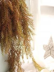 Недорогие -искусственные цветы 1 ветка классическая настенная подвесная свадьба простой стиль растения корзина цветок