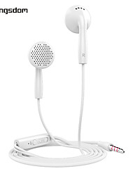 cheap -Langsdom IN2 Wired In-ear Earphone Wired Mobile Phone Noise-Cancelling Stereo Dual Drivers