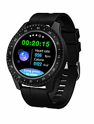 cheap -F17 Smartwatch BT Fitness Tracker Support Notify/ Blood Pressure Measurement Sports Smart Watch for Samsung/ Iphone/ Android Phones