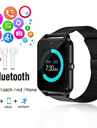 cheap -Indear Z60 Men Women Smartwatch Android iOS Bluetooth 2G Waterproof Touch Screen Sports Calories Burned Hands-Free Calls Timer Stopwatch Pedometer Call Reminder Activity Tracker