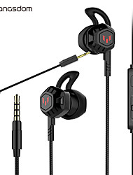 cheap -Langsdom G100X PC Gaming Headset Stereo Noise Cancelling Earphone PUBG DOTA Gamer Headphone With Microphone Volume Control For Phone Xbox Gamer PS4