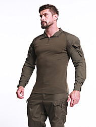 cheap -Motorcycle Clothes Base Layers / Shirts Tops for Unisex Waterproof Fabric / Poly / Cotton Blend All Seasons Wear-Resistant / Breathable / fast dry