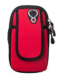 Недорогие -С ремешком на руку для Спортивные сумки Многофункциональный Водонепроницаемость Компактность Сумка для бега Нейлоновое волокно Tactel Универсальные Взрослые