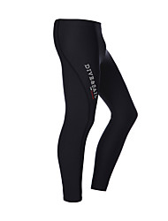 cheap -Men's Wetsuit Pants 3mm CR Neoprene Tights Bottoms Thermal / Warm Ultraviolet Resistant Snorkeling Outdoor Exercise Diving / Boating Solid Colored Spring, Fall, Winter, Summer / High Elasticity