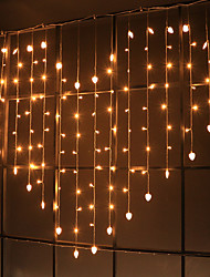 cheap -2m String Lights 128 LEDs 5050 SMD 2.3mm 1 x On-line Dimmer Dwitch 1 set Warm White Blue Multi Color Creative Party 220 V