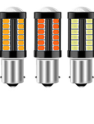 cheap -Car LED Daytime Running Lights / Turn Signal Lights Light Bulbs SMD 5630 For Toyota / Honda / universal All years 2pcs