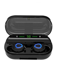 cheap -LITBest V10 TWS True Wireless Earbuds Wireless Sport Fitness Bluetooth 5.0 Noise-Cancelling Stereo Dual Drivers