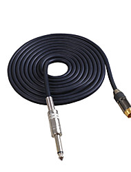 cheap -High Tension Powder Free Silicone Clipcord With RCA