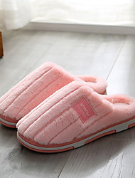 cheap -Women's Slippers House Slippers Casual Faux Suede Shoes