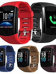 cheap -Q11 Smart Watch Waterproof Fitness Bracelet Big Press Screen Message Remind Heart Rate Time Smartband Activity Tracker Wristband