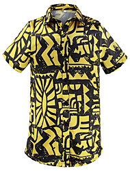 cheap -Stranger Things More Costumes Blouse / Shirt Men's Women's Movie Cosplay Neutral Halloween Rainbow Belt T-shirt Polyester / Polyamide Tactel